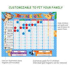 Buy Toymytoy 1 Set Reward Chart Flexible Customizable Daily