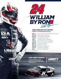 It is very expensive to fund a nascar team. Liberty Renews Sponsorship Of Nascar Driver William Byron And No 24 Team Liberty News