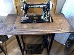 How To Replace Belt On Singer Treadle Sewing Machine