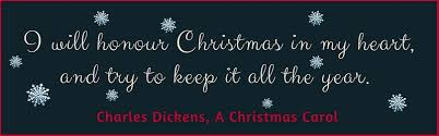 A Christmas Carol Quotes Simple The Best Quotes About Christmas From Books Book People