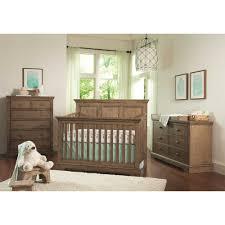 Hanley By Westwood Design Westwood Design Hanley 4 In 1 Convertible Crib In Cashew