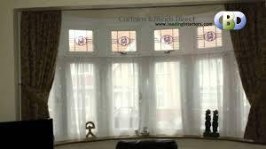 custommade baywindow designercurtaincollection at leadinginteriors com you
