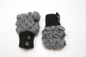 Dragon Scale Fingerless Gloves Pattern Free Best Decorating Ideas