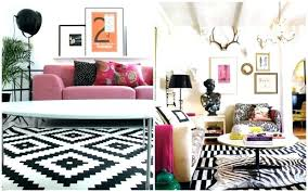 black and white ikea rug stunning ikea off white rug fantastic white rug black and white