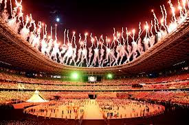 Tokyo Olympics opening ceremony clings ...