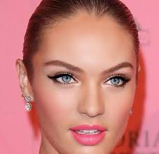 s secret model 39 candice swanepoel makeup face make up candice swanepoel makeup victoria secret
