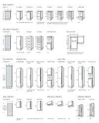 standard kitchen cabinet measurements standard kitchen cabinet sizes chart best of kitchen cabinet dimensions good to