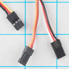 alt text servo cables
