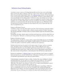 narrative descriptive reflective essay the differences between a reflective and a narrative essay the