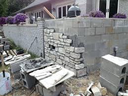 cinder block garden wall ideas block wall ideas concrete block walls magnificent ideas for painting covering cinder block garden