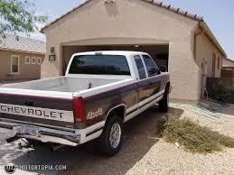 1991 Chevrolet k1500 silverado id 13169