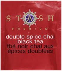 $$$$$ hot hot hot Sale Stash Tea <b>Double Spice</b> Chai <b>Black Tea</b> 10 ...