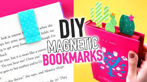 DIY <b>Magnetic Bookmarks</b> ~ Easy Paper Craft - HGTV Handmade ...