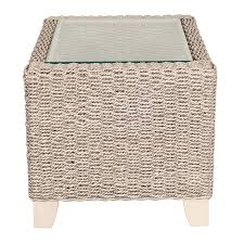 pearl wash banana leaf sierra coffee table sierra collection cane furniture centre