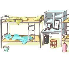 cartoon bunk bed. Bunk Bed Clipart Dorm Room Cartoon Beds Hand Painted Free Image And Futon Casal Mercado Livre Y