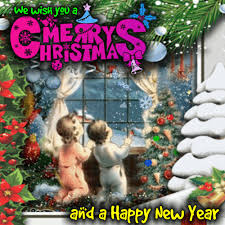 Christmas Card Images Free My Merry Christmas Card Free Spirit Of Christmas Ecards 123