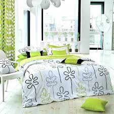 um image for green grey and white duvet cover light green and white duvet cover 25