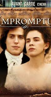 Directed by James Lapine. With Judy Davis, Hugh Grant, Mandy Patinkin,  Bernadette Peters. In 1830s F… | Best romantic movies, Movies about  writers, Romantic movies