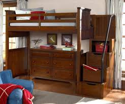 Loft Beds: Fullsize Loft Bed Legacy Classic Kids Furniture Ridge Collection  Full Size With Stairs