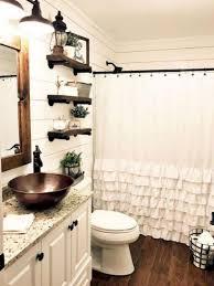 Image Bathroom Vanity Perfect Farmhouse Bathroom Remodel Ideas 06 Decoratrendcom 52 Perfect Farmhouse Bathroom Remodel Ideas Decoratrendcom