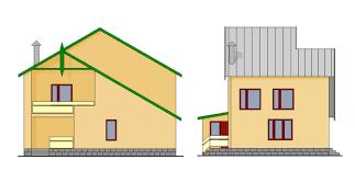 Курсовая работа по архитектуре на тему Двухэтажный жилой дом  Курсовая работа по архитектуре
