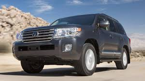 2013 Toyota Land Cruiser review notes   Autoweek
