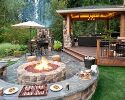 Top Design Backyard Fireplace Ideas Unique Ama 51663 Mynhcgcom