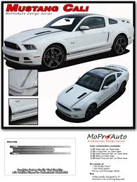 2013-2014 CALI : Ford Mustang