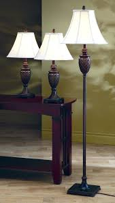 floor lamps sets 3 piece table lamp set floor lamp sets