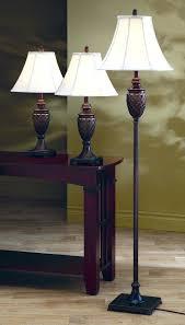 floor lamps sets 3 piece table lamp set floor lamp sets