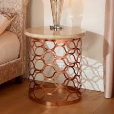 gold bedside table. Plain Table Ophelia Bedside Table And Gold