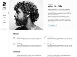 15 Best Wordpress Resume Themes 2019 Athemes
