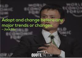Quotes On Leadership Stunning 48 Jack Ma Quotes About Business And Leadership