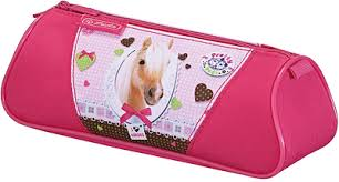 <b>Пенал</b>-<b>косметичка TRIANGULAR Pretty</b> Pets Horse - BabyToy