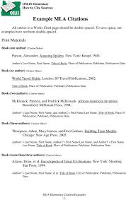 Example Mla Citations Pdf
