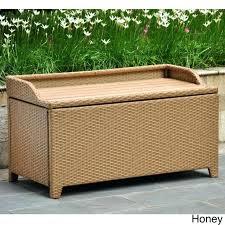 outdoor wicker storage bench large size of storage caravan resin wicker aluminum outdoor ideas of outdoor