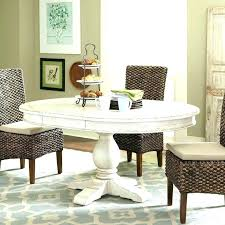 inch round kitchen table dining room set in 60
