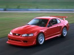 Road Car Pictures: 2000 Ford Mustang SVT Cobra R
