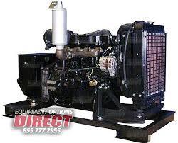 diesel generator. Diesel Generator A