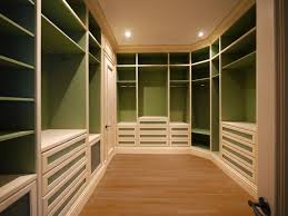master walk in closet design photo 1