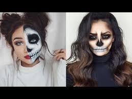 best makeup halloween 2018 top 10 easy halloween makeup tutorial scary compilation 2018 6