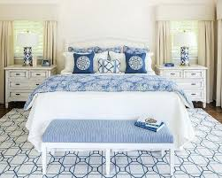 Blue And White Bedroom Ideas Nice Blue And White Bedroom Blue White ...