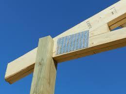 the originally patented post frame
