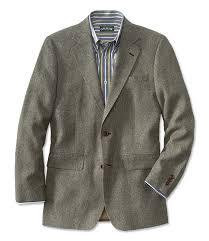 silk tick weave sport coat hero image