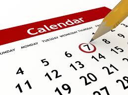 Assessment Calendars