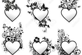 frame tattoo designs. Designs Awesome Frame Tattoo Black Six Heart  Design For Women Tattoos Pinterest Small Heart Tattoos Frame Tattoo Designs