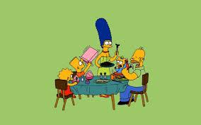 Simpsons Wallpaper For Bedroom The Simpsons Wallpaper Hd Wallpapersafari