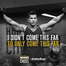 Hammer And Chisel Beachbody Pinterest Hammer And Chisel Inspiration Sagi Kalev Quotes