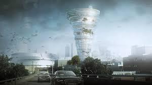 Tornado Alley Designs This Incredible Oklahoma Building Design Looks Like A Tornado