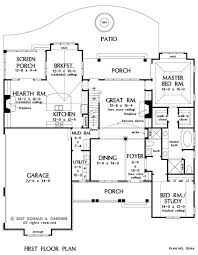353 best house plans images on pinterest dream house plans Small House Plans With Wrap Around Porch basement stair option of the rochelle house plan number 1204 small house plans with wraparound porches